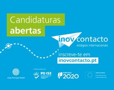 Programa INOV Contacto - Estágios Internacionais - 21ª edição - 2016/2017